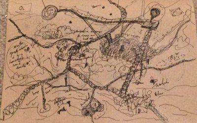 2: De eerste schetsen