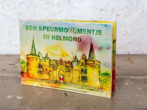 Monument route Helmond