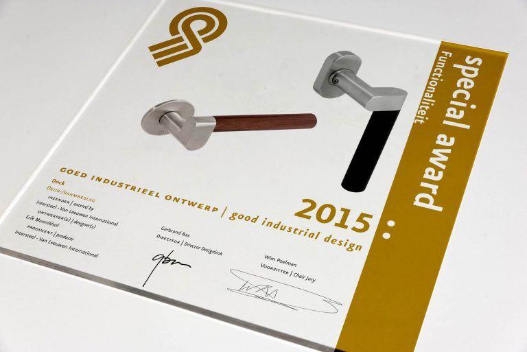 2015 Award, GIO