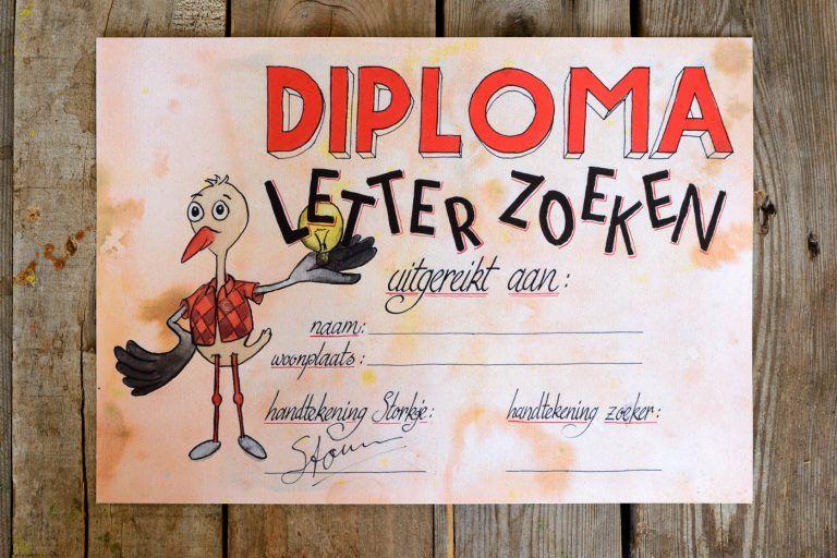 Diploma Storkje