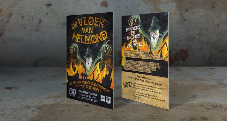 Flyer, de vloek van Helmond