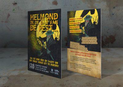 Flyer, In de ban van de Pest