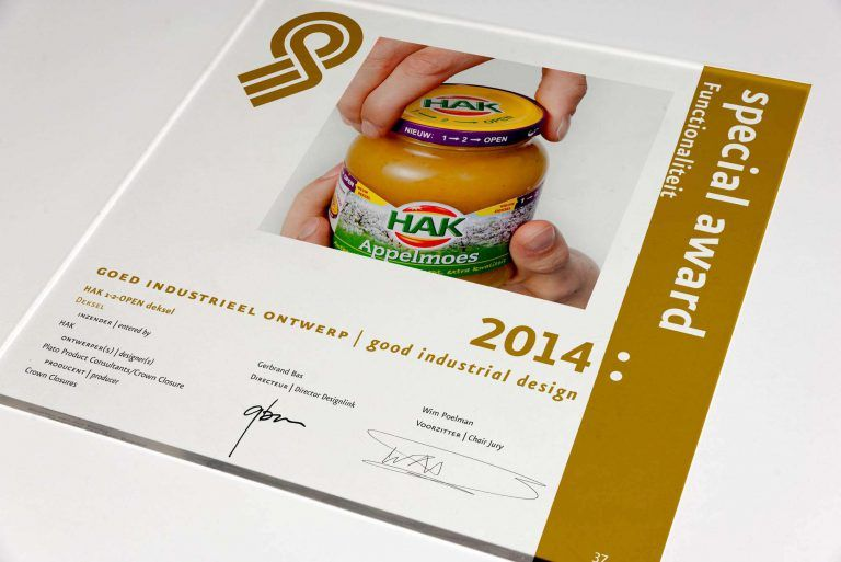 2014 Award Good industrial design
