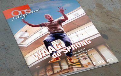 Ons Magazine BRONsessie