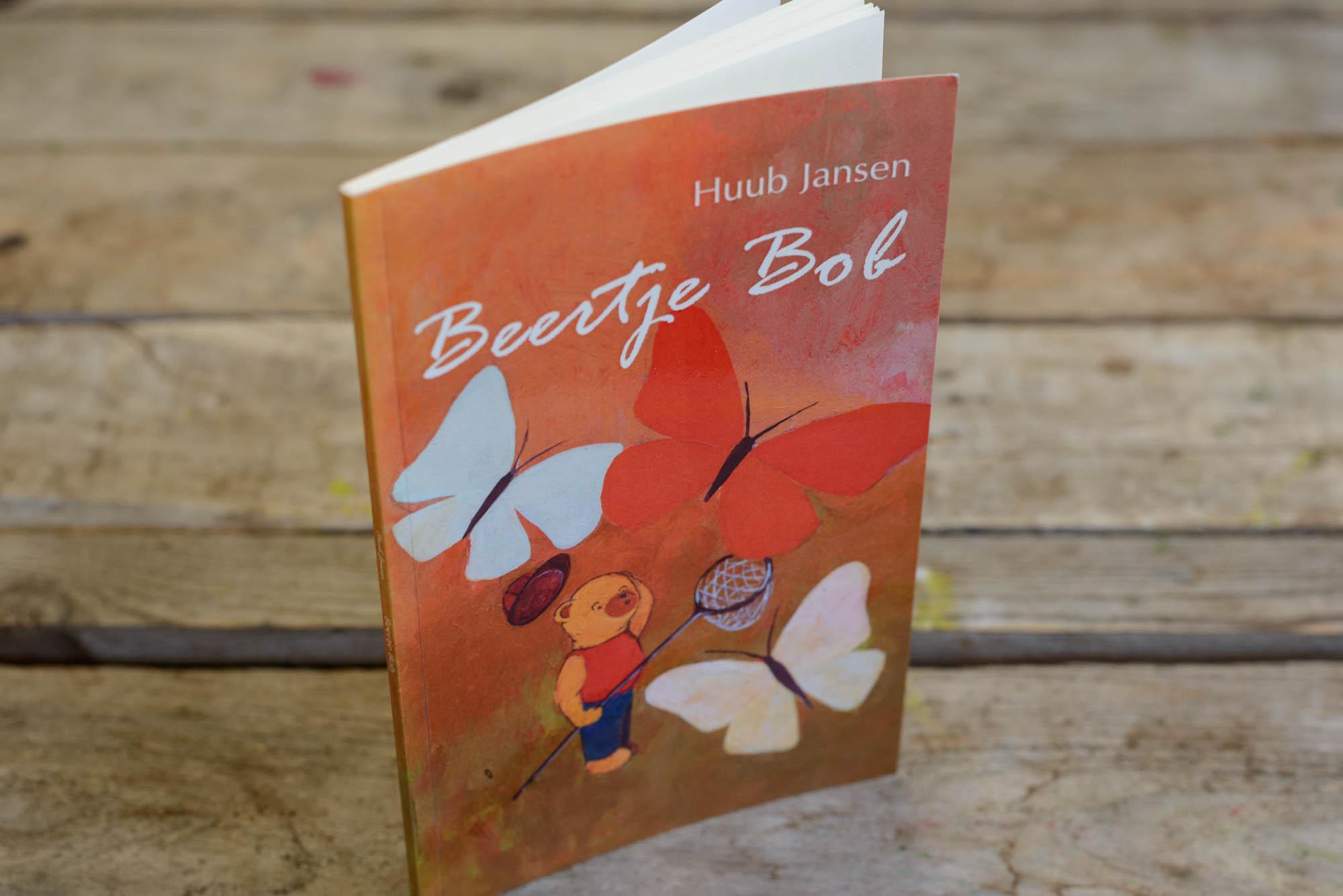 Boekje met versjes over Beertje Bob