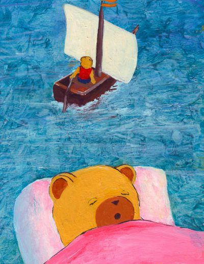 Beertje Bob droomt