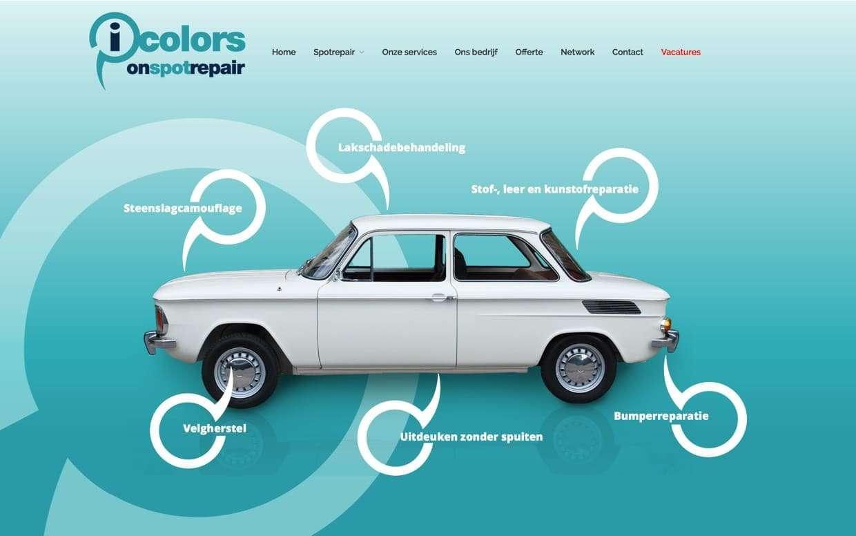 i-Colors: on spot repair