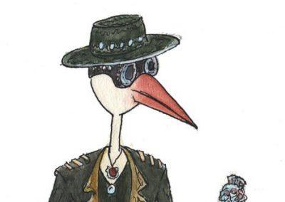 Stork Staand
