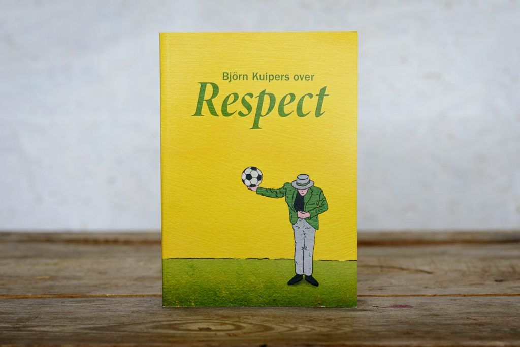Björn Kuipers over respect