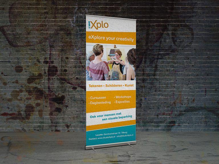Studio Xplo Banner
