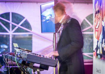 Swingen met DJ Hybrid Hugo