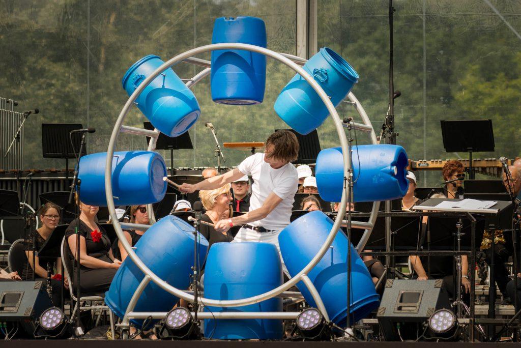 Circle Percussion