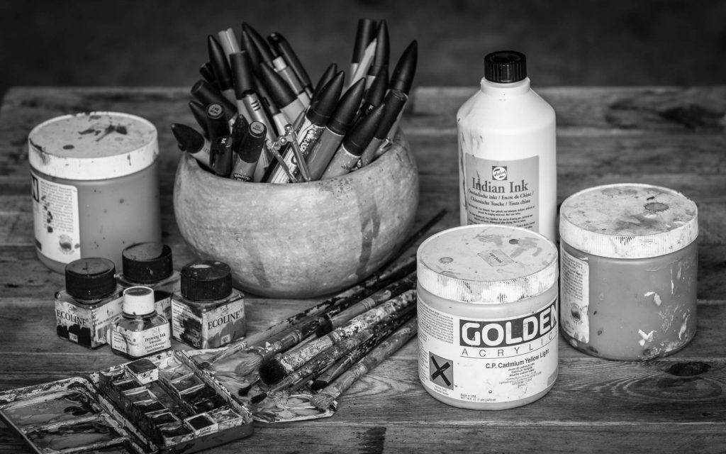 Painter's equipment